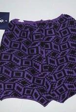 Capezio Capezio Adult P/S Knit Hipster Short (Purple) NTGSHRT