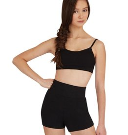 Capezio Capezio High Waisted Short TB131