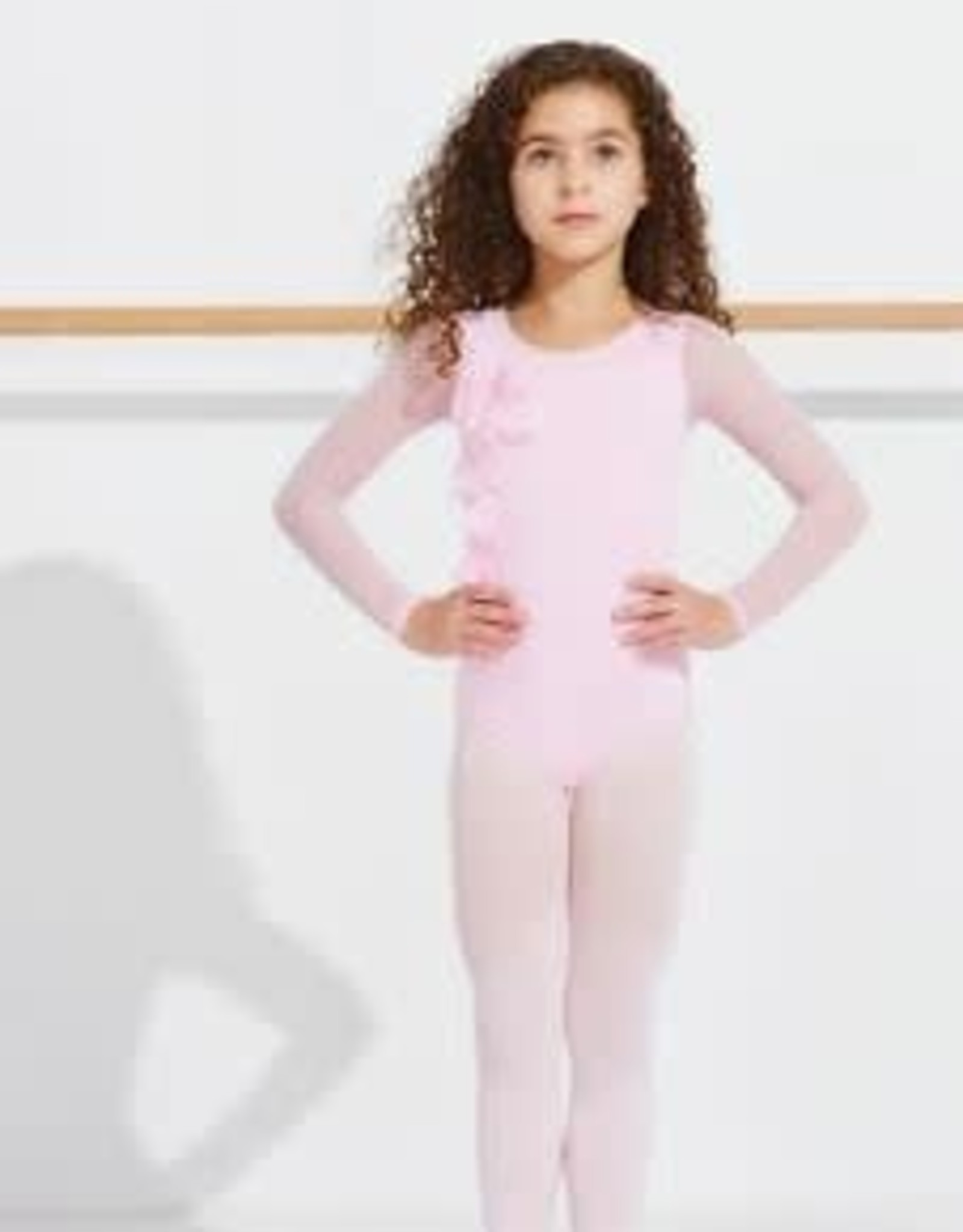 Capezio Capezio Asymmetrical Long Sleeve Leotard