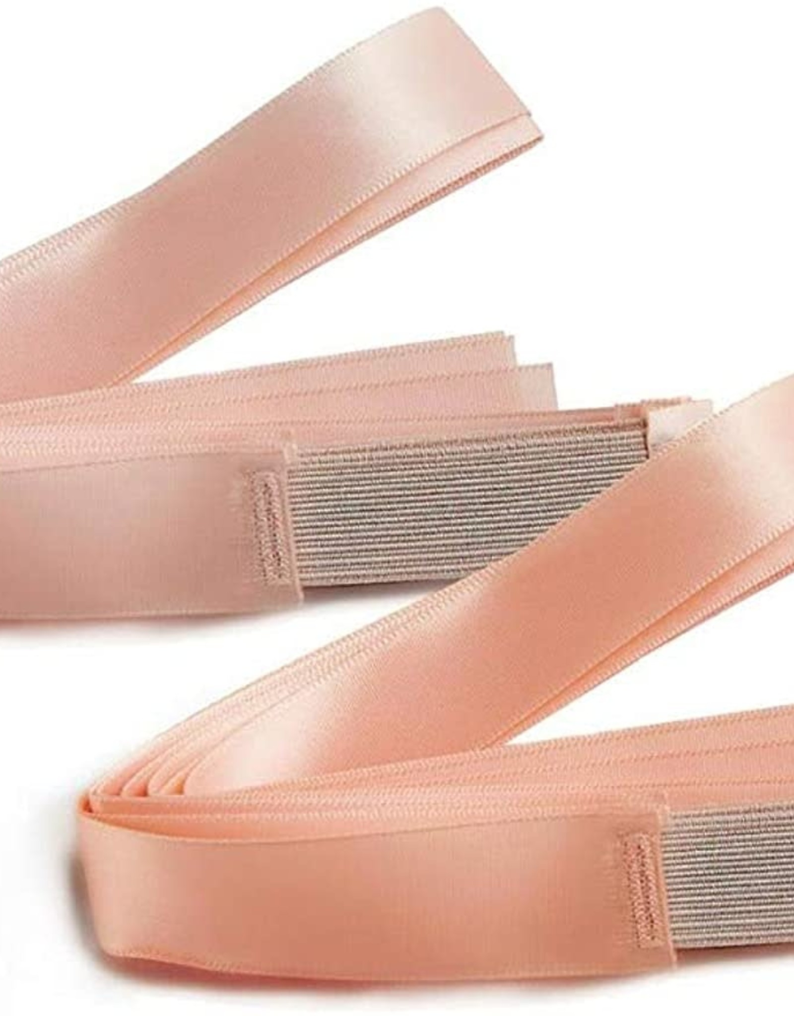 Capezio Flexers Tendonitis Ribbon Light Pro Pink BH310LPP