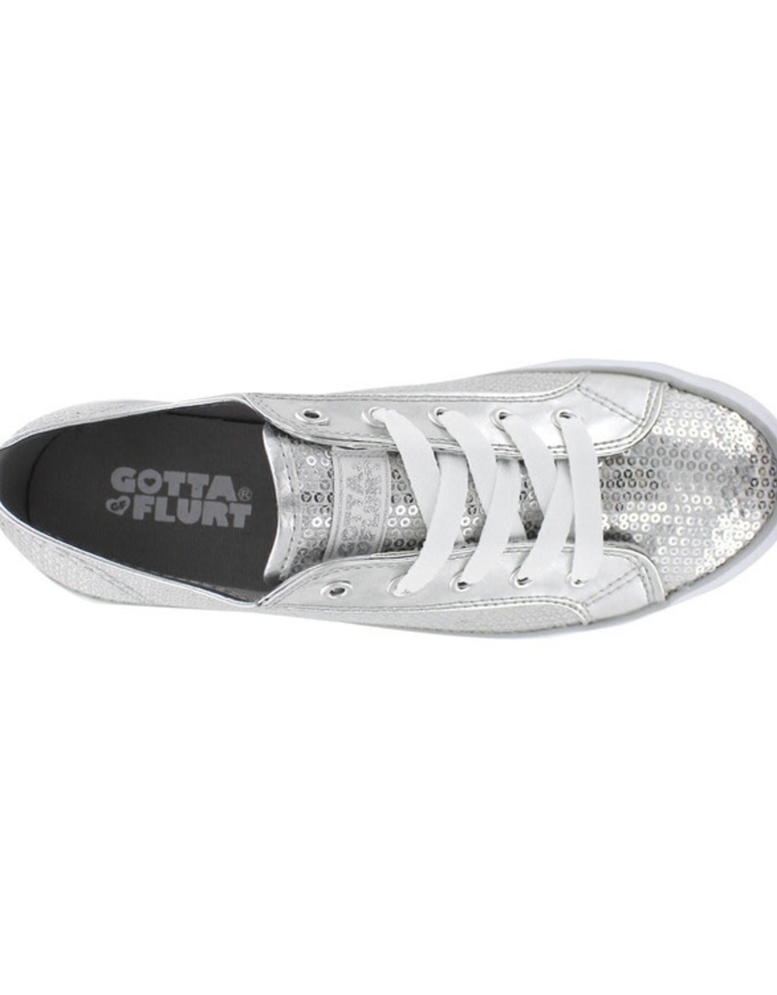 Gotta Flirt  Disco II Dance Sneakers