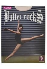 Ballet Rocks Ballet Rocks Adult Mesh Backseam
