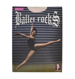 Ballet Rocks Ballet Rocks Adult Mesh Backseam