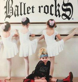 Ballet Rocks Ballet Rocks Child Mesh Backseam