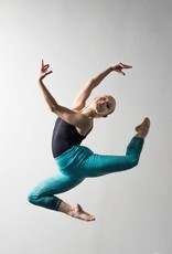 Ballet Rocks Ballet Rocks Aqua Crush Capri M/L