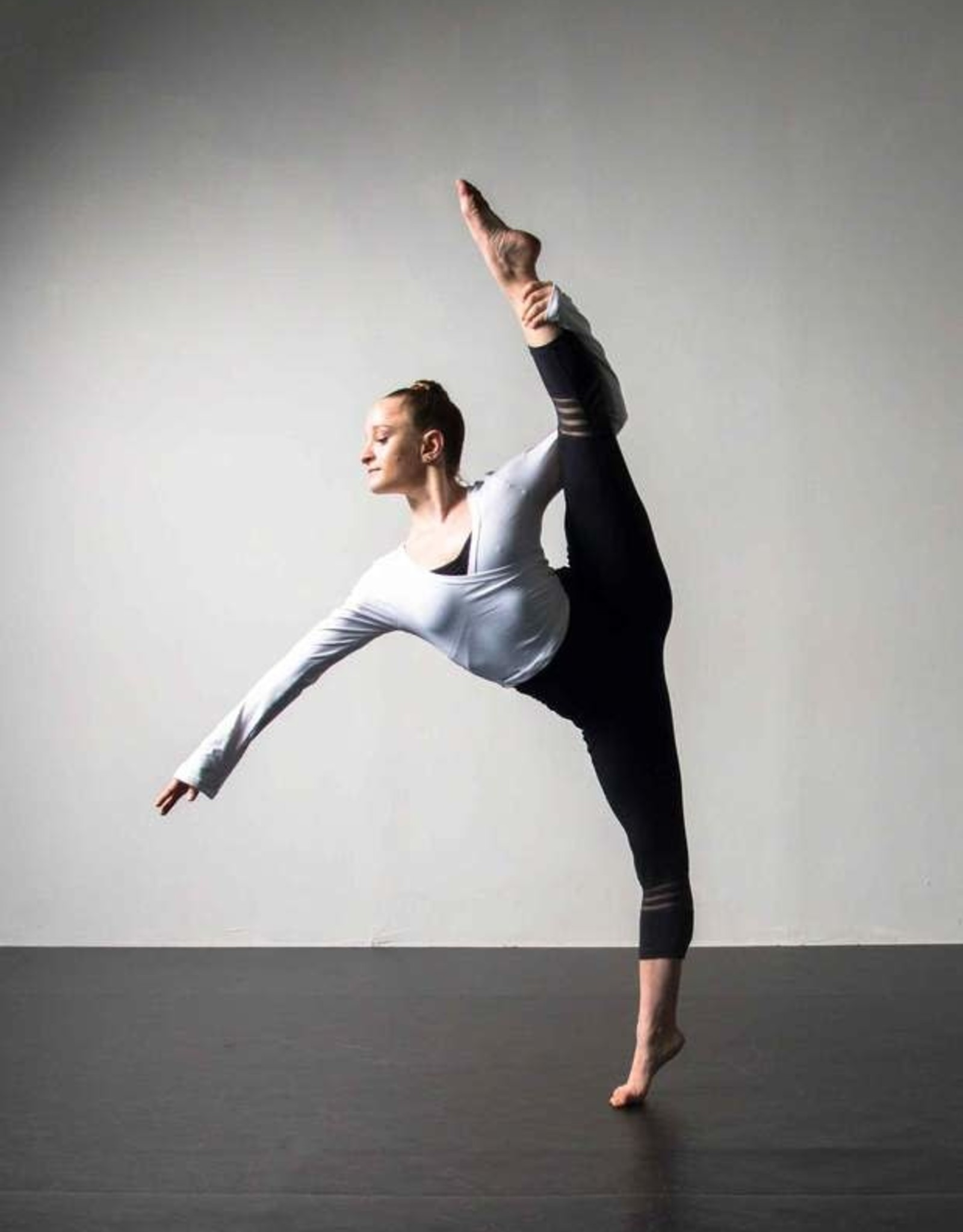 Ballet Rocks Ballet Rocks Mesh with Me Capri