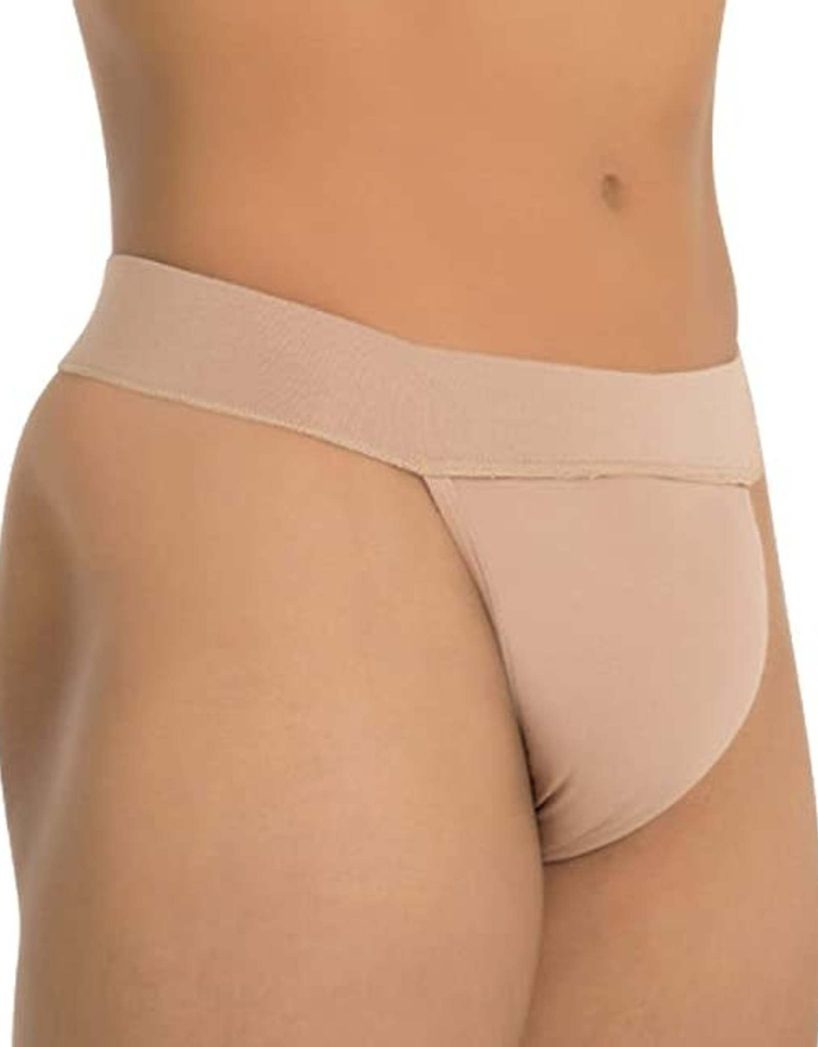 Body Wrappers Body Wrappers Men's Thong Dance Belt M003