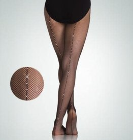 Body Wrappers Body Wrappers  Rhinestone Fishnets 64
