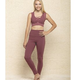 Honeycut Stinger Legging Mauve Adult Small