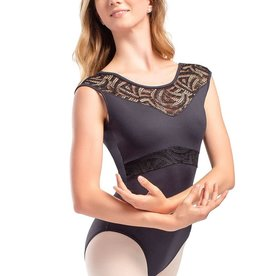 So Danca So Danca Brielle Short Sleeve Leotard RDE1839