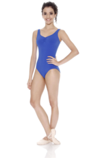So Danca So Danca Adj Pinch Front Leotard SL06