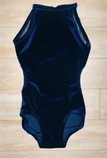 Details Dancewear Details Bella Velvet Leotard 7107