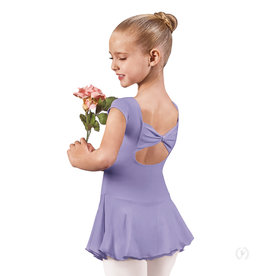 Eurotard Eurotard Angelica Bow Back Leotard Skirt 44285