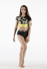 Oh La La Oh La La Lemonista Wrap Brief & Top OLL142BT