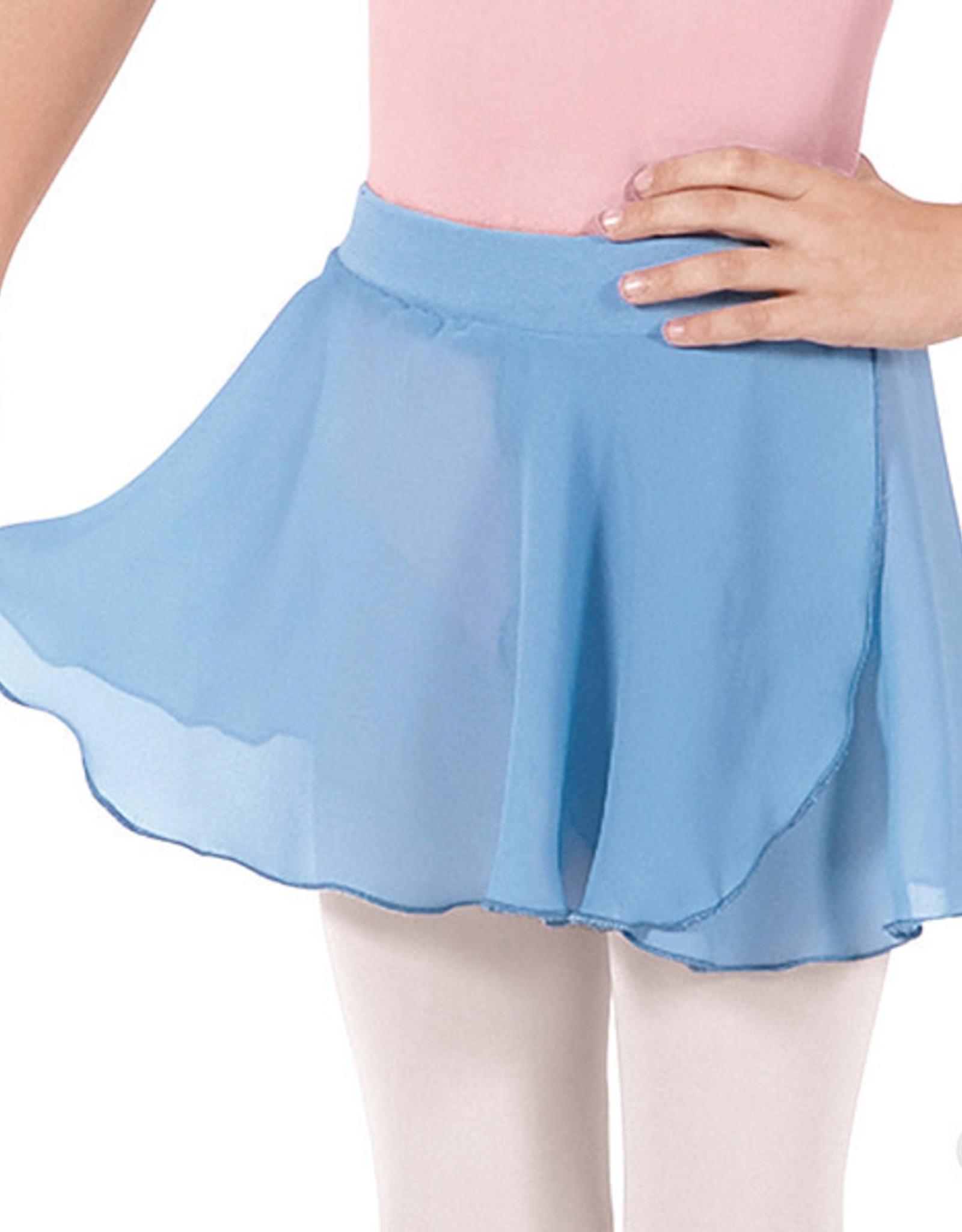 Eurotard Eurotard Child Mock Wrap Skirt 10127