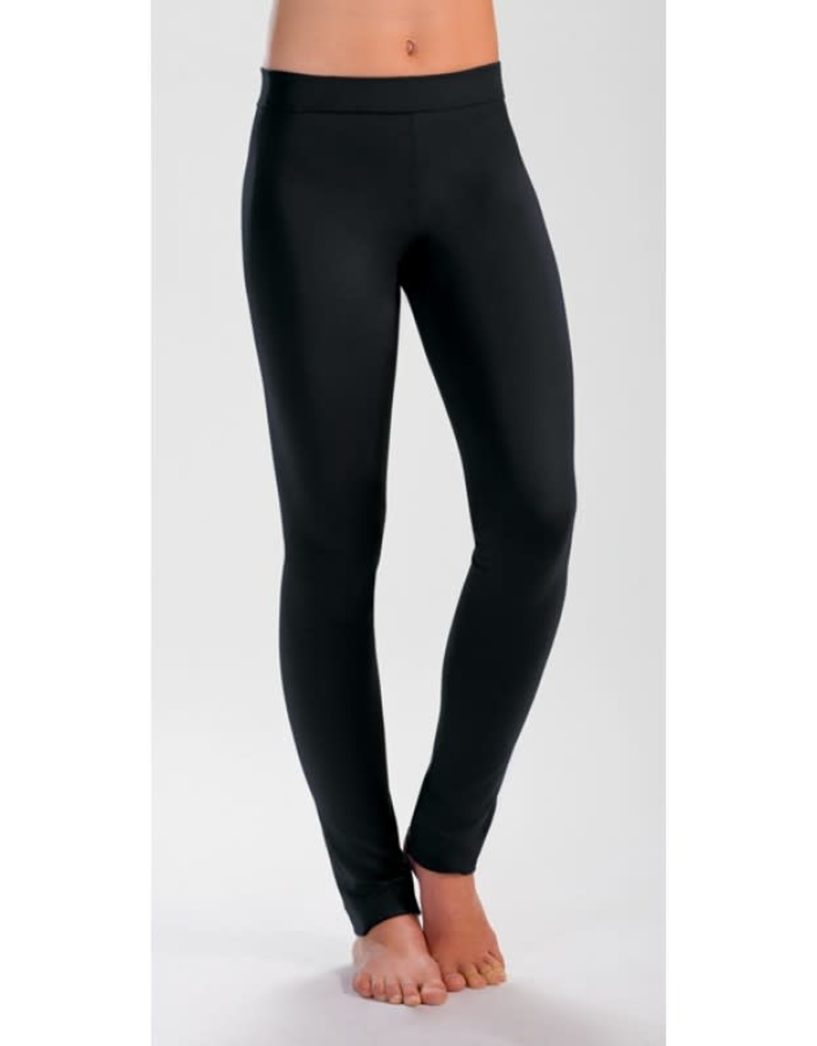 Motionwear Motionwear Roll Top Fitted Pant 7173