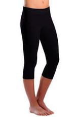 Motionwear Motionwear Flat Waist Capri Legging 7123