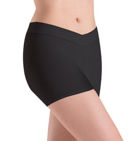 Motionwear Motionwear V-Waist Shorts Adult 7113