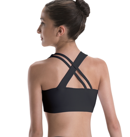 Motionwear Motionwear Cross Back Bra Top 3034