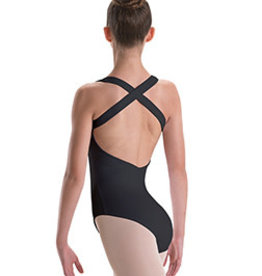 Motionwear Motionwear X-Back Bandeau Leotard 2032