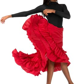 Bal Togs Flamenco Poly Skirt Adult Small 9100