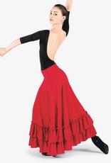 Bal Togs Flamenco Poly Skirt Adult 9100