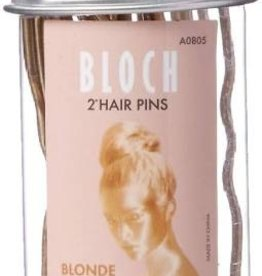 "Bloch Bloch 2"" Hair Pins"