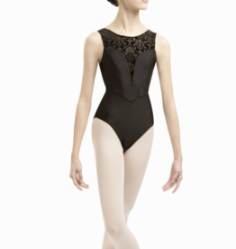 Danse De Paris Danse de Paris Luxe Leotard L0007L