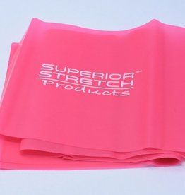 Superior Stretch Superior Stretch Clover Band Level 1 Pink