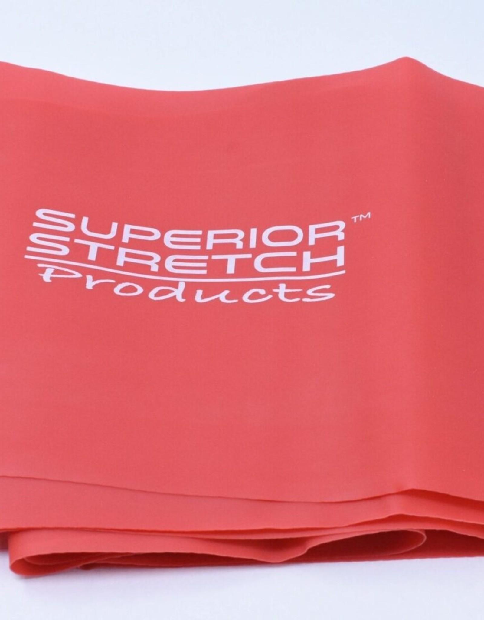 Superior Stretch Superior Stretch Clover Band Level 2 Red