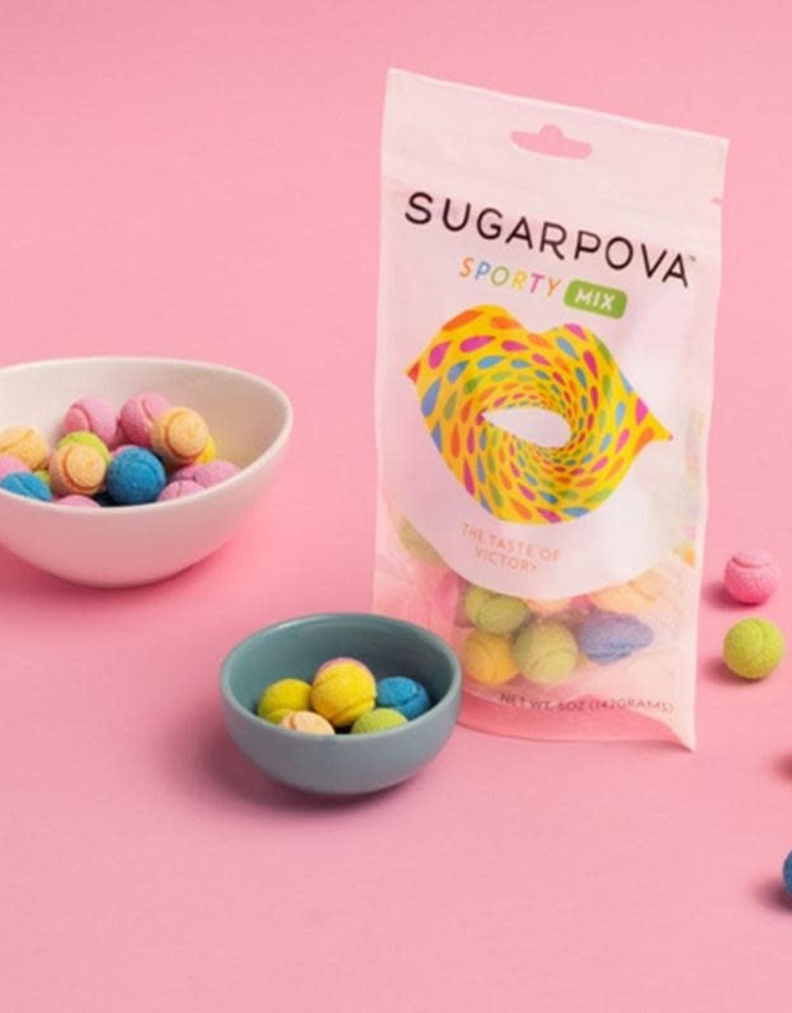 Sugarpova Sugarpova Sporty Mix Gumballs  5oz. Fruity
