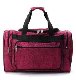 Glitter Duffel Bag Medium