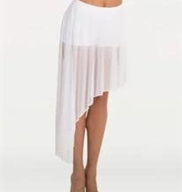 Body Wrappers Body Wrappers Asymetrical Skirt BW1107
