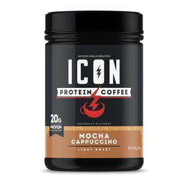 Icon Meals Iconic Protein Coffee, Mocha Cappuccino