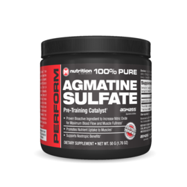Max Muscle Agmatine Sulfate