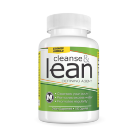 Max Muscle Cleanse & Lean 100ct