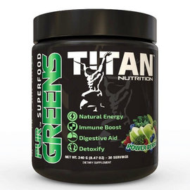 Titan Nutrition Pur Greens