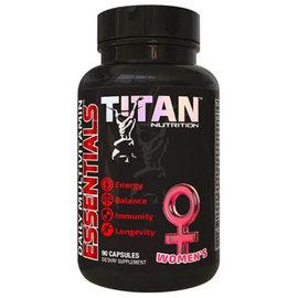 Titan Nutrition Essentials Multi, Women