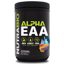Nutra Bio Nutra Bio Alpha EAA