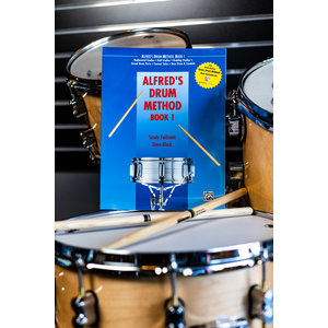 Alfred Music Alfreds Drum Method 1