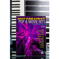 2017 Greatest Pop and Movie Hits
