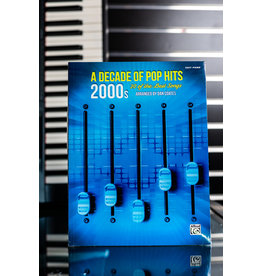 Alfred Music Decade of Pop Hits 2000's