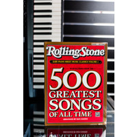 Rolling Stones 500 Greatest Songs of All Time - Easy Piano Version 1