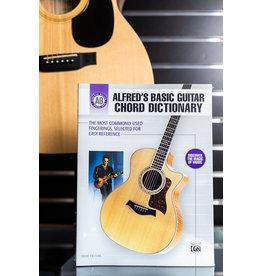 Alfred Music ALF Basic Guitar Chord Dictionary - ED3