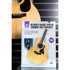 Alfred Music ALF Basic Guitar Chord Dictionary - ED3
