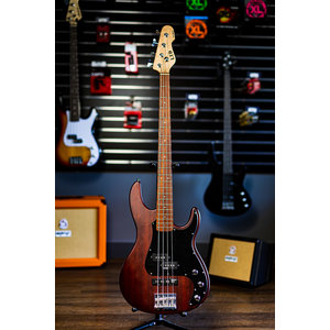 ESP/LTD LTD AP-204 Natural Satin 4-String Bass