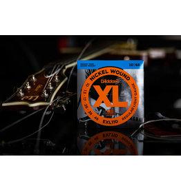 D'Addario D'Addario Nickel Wound XL Regular Lite Electric Guitar Strings 10-46