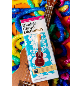 Alfred Music Ukulele Chord Dictionary