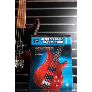 Alfred Music Basic Bass Method 1
