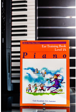 Alfred Music Piano Ear Training Book Level 1A